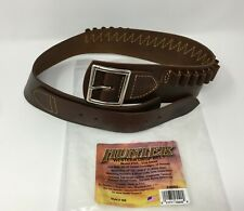 Hunter® #165 WESTERN DROP BELT .44/.45 Cartridge, Brown Leather, 0165RS - SMALL