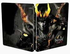 NIOH 2 STEELBOOK ONLY NEW PS4 PC XBOX ONE G2 SIZE METAL CASE STEELBOX