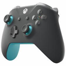 Microsoft Xbox One Wireless Controller Grey/Blue WL3-00105