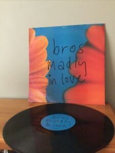 "Bros Madly In Love 12"" Single Vinyl"