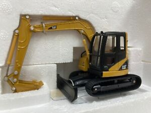 1/50 scale Caterpillar 308C CR tracked excavator bagger by Norscot 55129 Cat