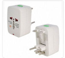 Electrical Socket Adapters & Converters