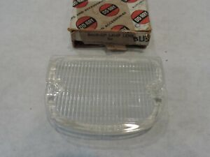 NORS Do-Ray Back-Up Lamp Lens 1963 Buick LeSabre & Wildcat - New In Box