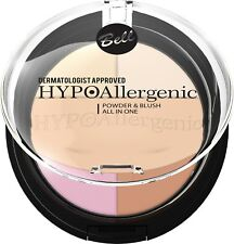 Bell Hypoallergenic Powder & Blush All in One Also for Sensitive Skin 01