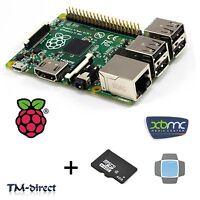 Raspberry Pi 4GB Pre installed Media Centre openELEC XBMC SD Card Remote Access