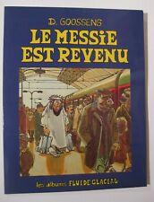 Le Messie est revenu Goossens Ed. Audie EO 1979 TTBE