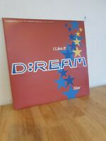 D:Ream I Like It Star 12 Inch Vinyl Dance Record Gatefold pack