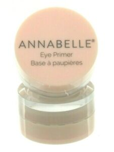1PC. ANNABELLE EYE PRIMER FOR LASTING EYESHADOW MAKEUP COSMETICS #NATURAL/CLEAR