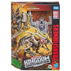Transformers Generations Kingdom War for Cybertron Ractonite *New**Sealed*