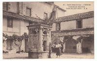 CARTE POSTALE SAINT JEAN DE LUZ CIBOURE COUVENT  RECOLLETS LUITS DU XVI SIECLE