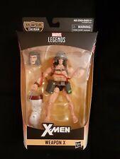 Marvel Legends X-men 6-inch WEAPON X WOLVERINE