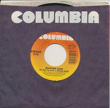 ROSEANNE CASH TheWay We Make A Broken Heart  / 707 45 rpm Mint NOS