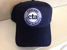Cap / Hat -Chicago Transit Authority (CTA) #22279- NEW