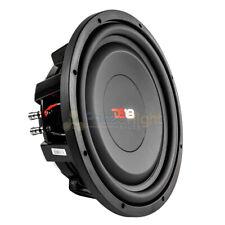 "12"" Shallow Subwoofer 1200 Watts Dual 4 Ohm Slim Sub DS18 SW12D4 Car Audio"