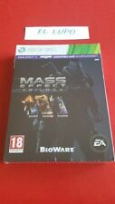 MASS EFFECT TRILOGY XBOX 360 NEUF SOUS BLISTER VERSION FRANCAISE