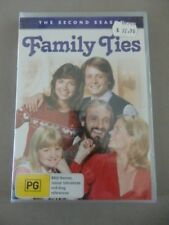 Family Ties The Second Season DVD New & Sealed.
