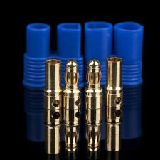 2pairs EC3 Female Male Bullet Connector Plugs for rc Battery