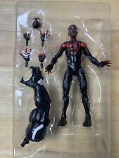 Marvel Legends - Miles Spider-man - BAF Space Venom Wave - Action Figure - LOOSE