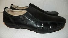 PICOLINOS MENS SHOES BLACK LEATHER Sz: EU43/US10 MADE IN SPAIN$175