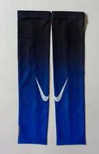 Nike Pro Haptic Arm Sleeves Game Royal/Dark Obsidian Youth One Size