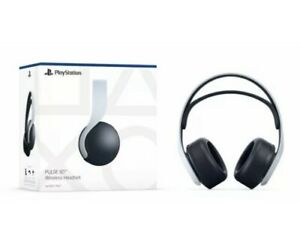SONY PLAYSTATION PLUSE 3D WIRELESS HEADSET FOR PS5 & PS4