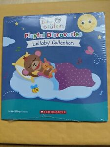 BABY EINSTEIN CD - PLAYFUL DISCOVERIES/LULLABY COLLECTION