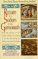 Return to Sodom and Gomorrah by Charles R. Pellegrino, Good Book