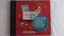 "Tchaikovsky ""Nutcracker Suite""  Columbia  Set #MM-627"