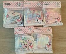 OMG Accessories Girls Knitted Face Masks 3 PACK (5 STYLES!) Miss Gwen's