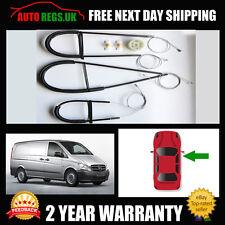 Mercedes Benz Vito OFS Delantero Derecho Ventana Eléctrica Regulador Kit de reparación Nuevo