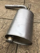 Renault Traffic Rear Silencer Exhaust