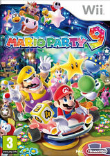 Mario Party 9 Nintendo Selects Wii Game German Version