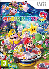 Nintendo Wii Mario Party 9 Selects