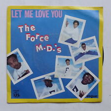 THE FORCE MD ' S Let me love you 101925
