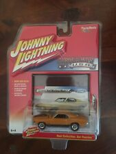2016 Johnny Lightning Muscle Cars Usa 1970 Ford Mustang Mach 1 Scale 1:64