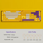 Akko LA 157-Key PBT Double-Shot ASA Profile Keycap Set for Mechanical Keyboards