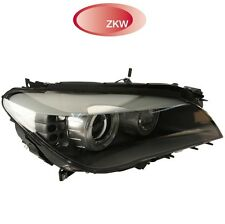 BMW F01 750i 750Li Passenger Right Headlight Lamp Bi-Xenon 63117228424 OEM ZKW