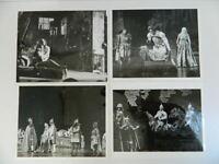 Lotto Foto Originale Opera Boston Russlan And Ludmilla/la Boheme Puccini 1977