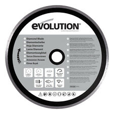 Evolution EVO210DIA 210mm Diamond Blade For Rage3-S / Rage3 S300 / fury 210mm