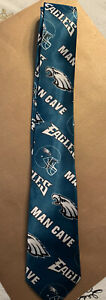 Philadelphia Eagles NFL Logo Printed Tie New!
