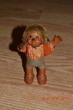 Vintage German Steiff Mecki the Hedgehog with Original Tag