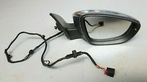 Volkswagen VW Scirocco R Mk3 III Right Side RHS Wing Mirror Electric Fold HOL