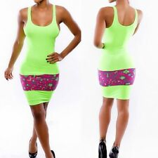Women's Summer Bandage Bodycon Evening Party Cocktail Club Short Mini Dress USA