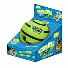 New listing Wobble Wag Giggle Sound Dog pet Ball Indestructible Fun Toys Balls As Seen On Tv