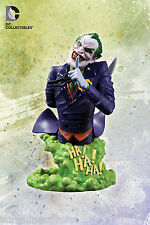 Joker Bust DC Comics Super-Villains Batman New 52 DC Collectibles NEW SEALED