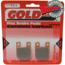 Fantic Fantic 1989 Sintered Motorcycle Front Brake Pads