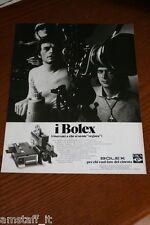 BL22=1972=BOLEX CINEPRESA CINEMA=PUBBLICITA'=ADVERTISING=WERBUNG=