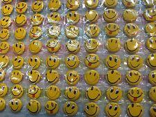 New Lot 108pcs Smiling face children Badge Button Pin