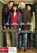 Winter Passing (DVD, 2007), Region- 4, Like new, free shipping