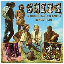 A Group Called Smith/Minus-Plus [2/4] by Smith (CD, Feb-2014, Real Gone)